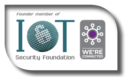 Logo Of Internet Of Things Security Foundatrion